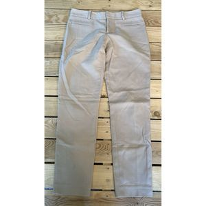 Club Monaco Front Pocket Straight Leg Pants